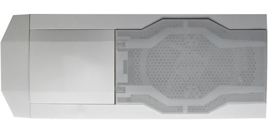 BitFenix Colossus Window Top View
