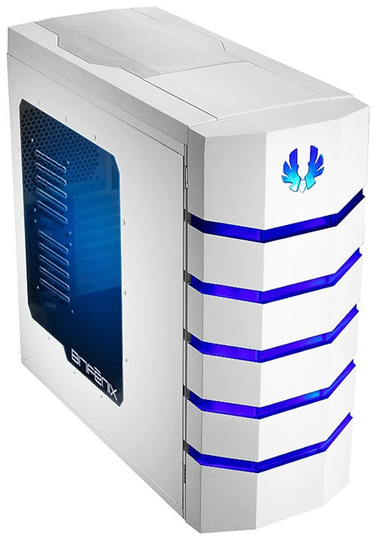 BitFenix Colossus Window Blue LED Color