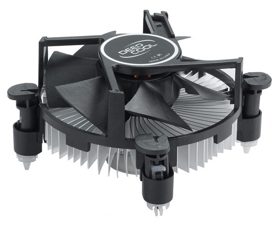 Deepcool CK-11509 Top View