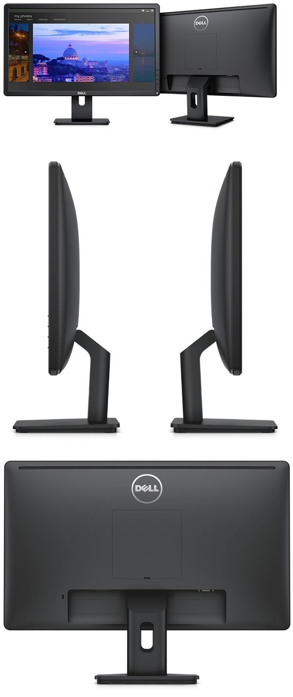 DELL E2215HV Dimension