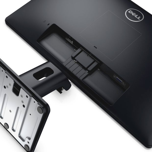 DELL E2215HV Back Port