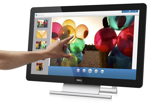 DELL P2314T Monitor Overview