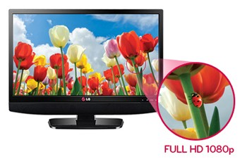 LG 22MT44 24-Inch True Full HD