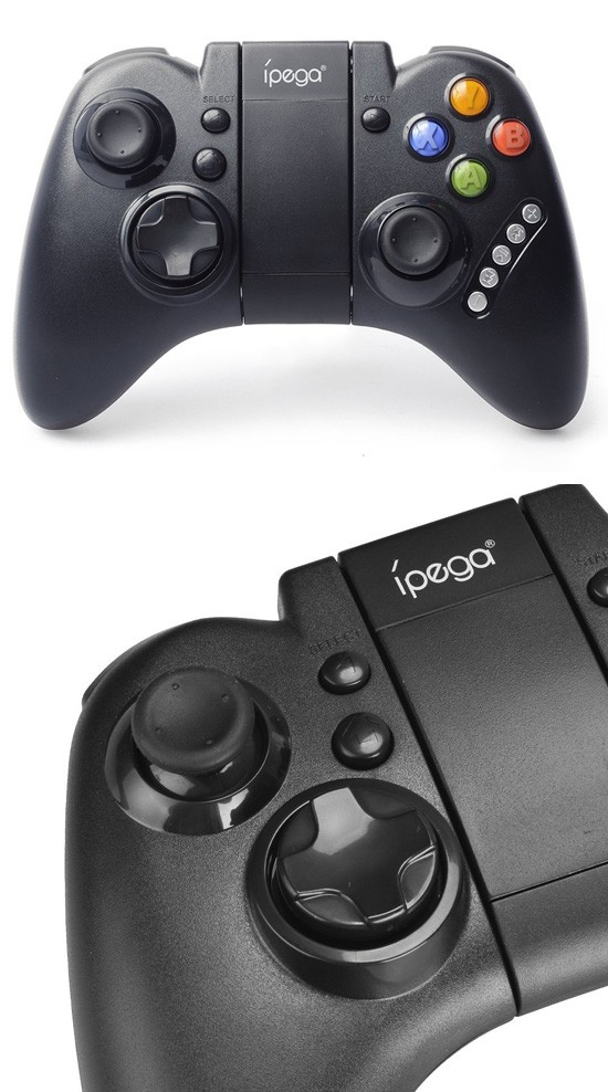 iPEGA PG-9021 Bluetooth Controller Front view