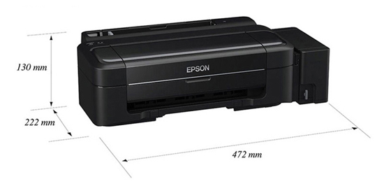Epson L300 Space Saving