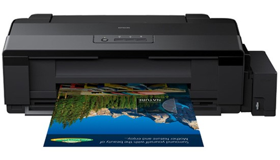 Epson L1800 Overview