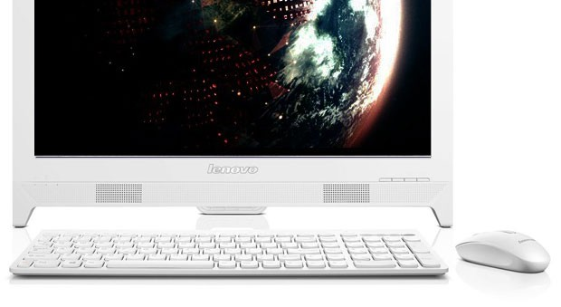 Lenovo C260 Affordable and Upgradable All-in-One