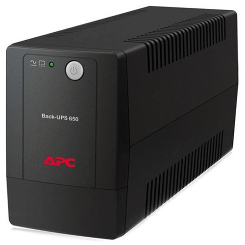 APC BX 650LI-MS Line Interactive Back-UPS