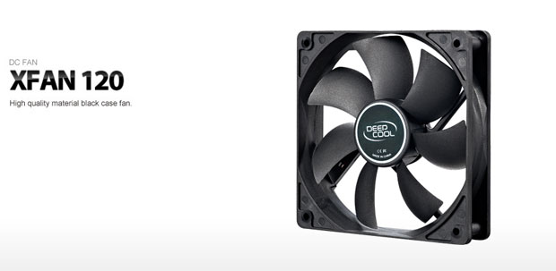 DEEPCOOL XFAN 120 PC Cooler