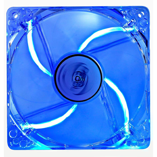 DEEPCOOL XFAN 120L/B Transparent Fan with Blue LED