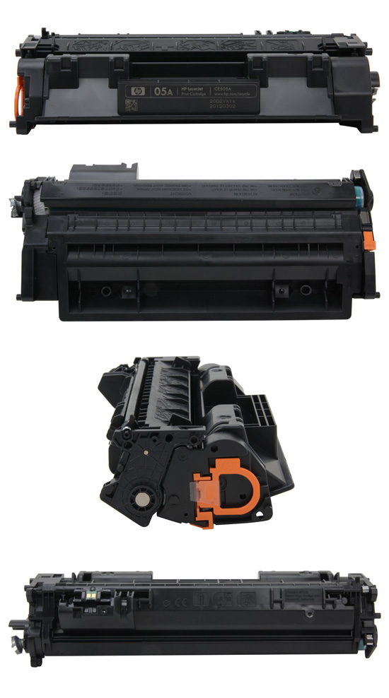HP 05A Black Toner Cartridge Laserjet Printer