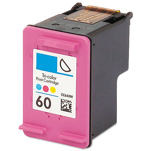 HP 60 TriColor Cartridge Inkjet Printer