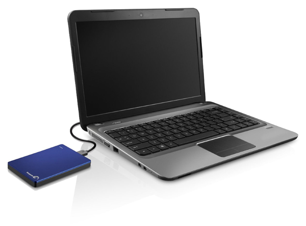 Seagate BackUp Plus for Quick Back Up Your Data
