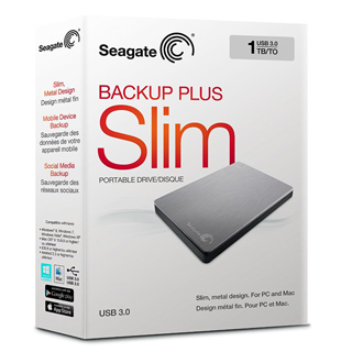 Seagate BackUp Plus Box Case