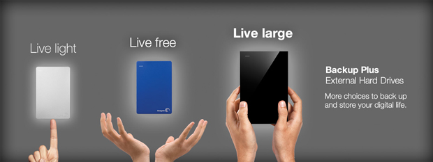 Seagate BackUp Plus Overview
