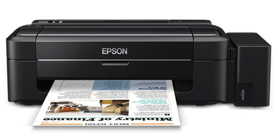 Epson L300 Overview