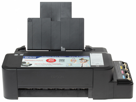 Epson L120 Overview