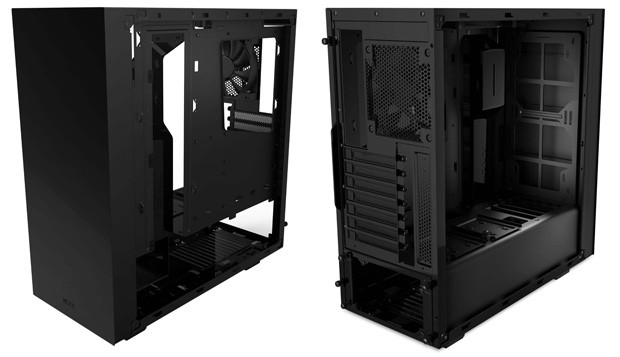 NZXT S340 - Detailed Engineering