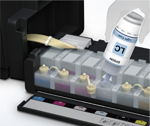 Epson L1800 Ink Tank no Hassle No Leakage