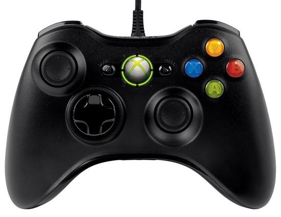 Microsoft XBOX360 Wired Controller Overview