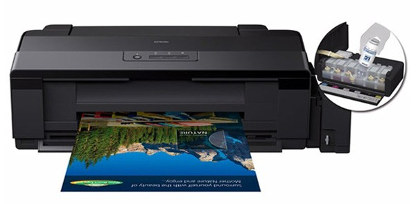 Epson L1800 External Ink Tank (6 Colour Tank)